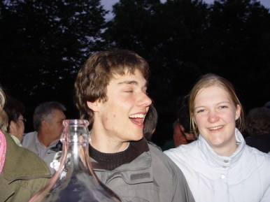 Maifeier Nachfeier 10.06.2005 - 09