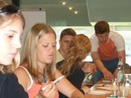 Planung Notte Italiana 26.06.2005 - 13
