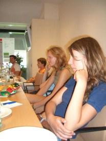 Planung Notte Italiana 26.06.2005 - 19