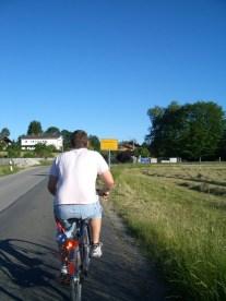 Radln und Biergarten 19.06.2005 - 14
