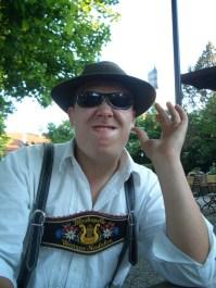 Radln und Biergarten 19.06.2005 - 23