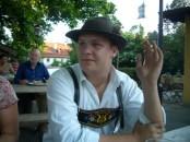 Radln und Biergarten 19.06.2005 - 25