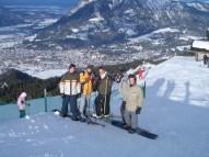 Skiwochenende Grainau 11.-13.02.2005 - 51