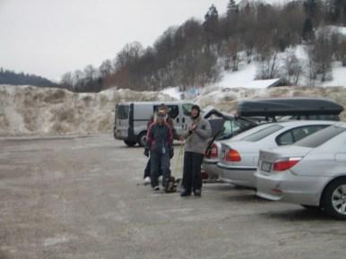 Skiwochenende Grainau 11.-13.02.2005 - 55
