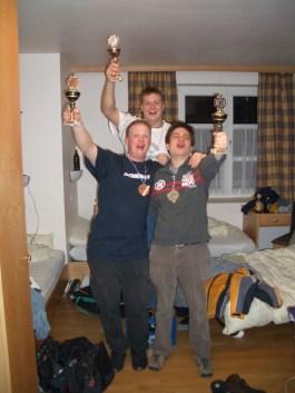 Skiwochenende Grainau 11.-13.02.2005 - 71