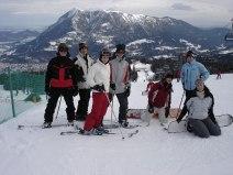 Skiwochenende Grainau 17.-19.02.2006 - 02