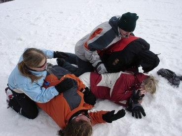 Skiwochenende Grainau 17.-19.02.2006 - 31