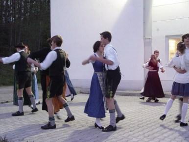 Tanzprobe 28.04.2005 - 18