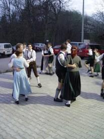 Tanzprobe 28.04.2005 - 33