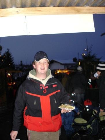 Weihnachtsmarkt 27.11.2005 - 08