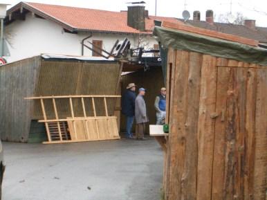 Weihnachtsmarkt 28.11.2004 - 01