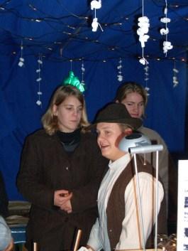 Weihnachtsmarkt 28.11.2004 - 31