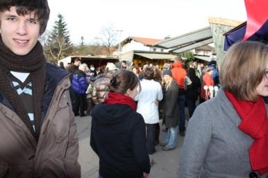 Weihnachtsmarkt 29.11.2009 - 08