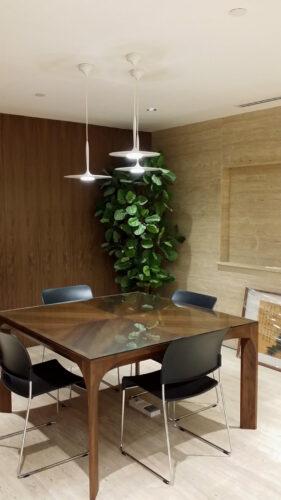 ceiling light vega project
