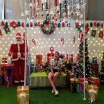 Weihnachtsgruß aus Laos