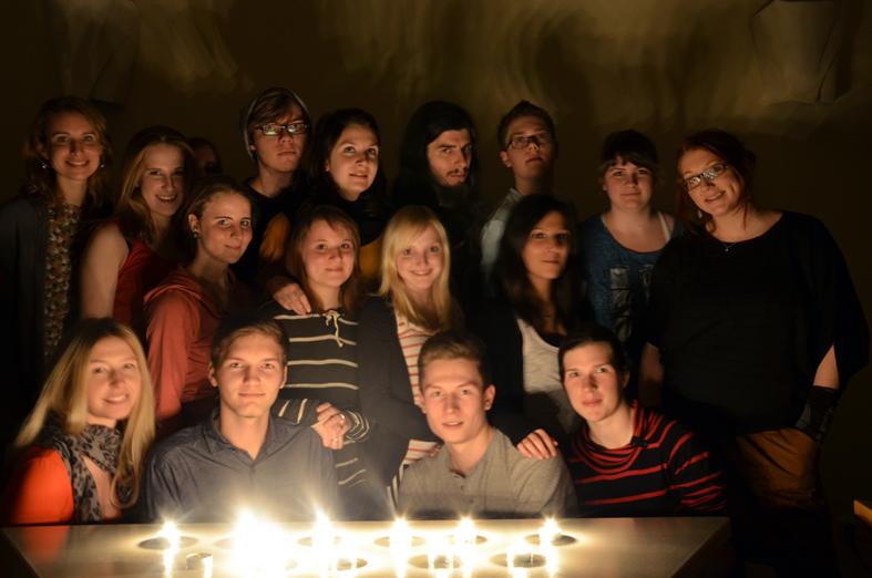 FSJ Kultur Zwischenseminar SG1 Magdeburg- Ottersleben 2012/2013