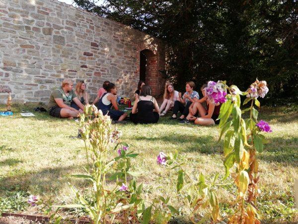 Workshops im Freien