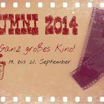 Alumni-Treffen 2014 – Ganz großes Kino