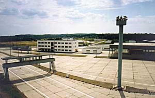 Gedenkstätte Deutsche Teilung Marienborn