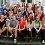 Ausreiseseminar für den IJFD- und weltwärts-Zyklus 2012_13 vom 06.-17. August 2012 in der Landesjugenbildungsstätte Peseckendorf
