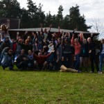 Fünf wundervolle, erlebnisreiche, aufregende, erfüllte Tage im beschaulichen Kamern!: FSJ Kultur EInführungsseminar SG1 2014/2015 Kamern