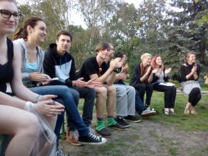 FSJ Kultur Einführungsseminar SG1 Kamern 2014/2015