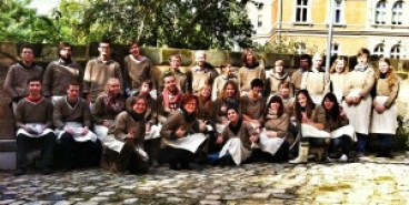 FSJ Kultur Einführungsseminar SG3 Roßbach 2012/2013