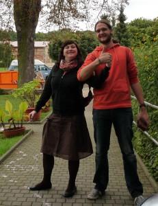 FSJ Kultur Einführungsseminar SG1 Peseckendorf 2010/2011