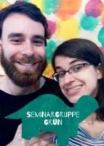 Seminarleitung Seminargruppe Grün