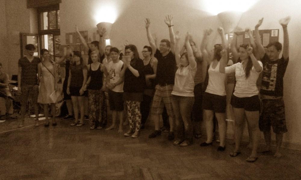FSJ Kultur Zwischenseminar 2012/2013 Magdeburg- Ottersleben