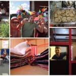 Sommerwetter und viel zu tun in Tettenborn: FSJ Kultur Abschlussseminar Tettenborn