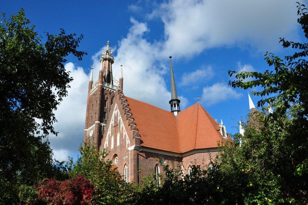 Bibelturm Kirche Wörlitz
