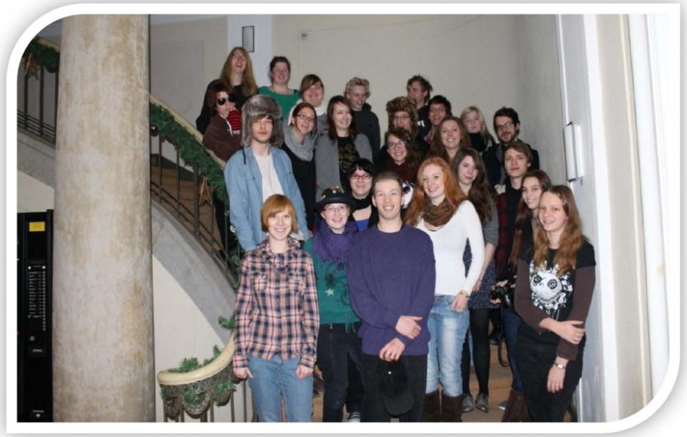 FSJ Kultur Zwischenseminar SG1 2011/2012 Peseckendorf