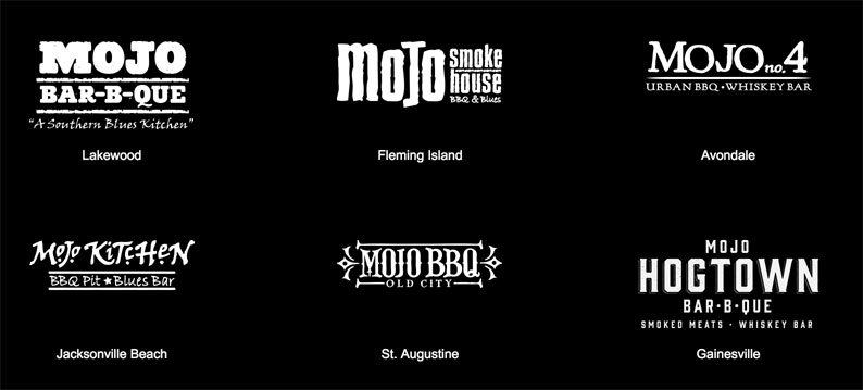 Mojo Locations