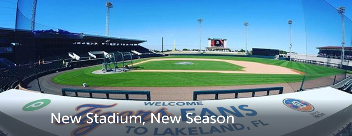 New Stadium, New Season