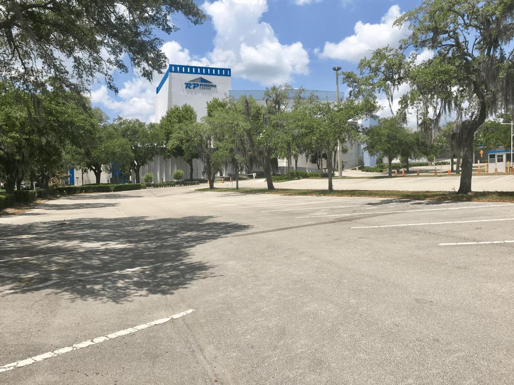 RP Funding Parking Lot