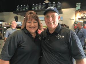 Susan and David Sullivan