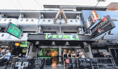 Fever bar and Guesthouse from LK Metro