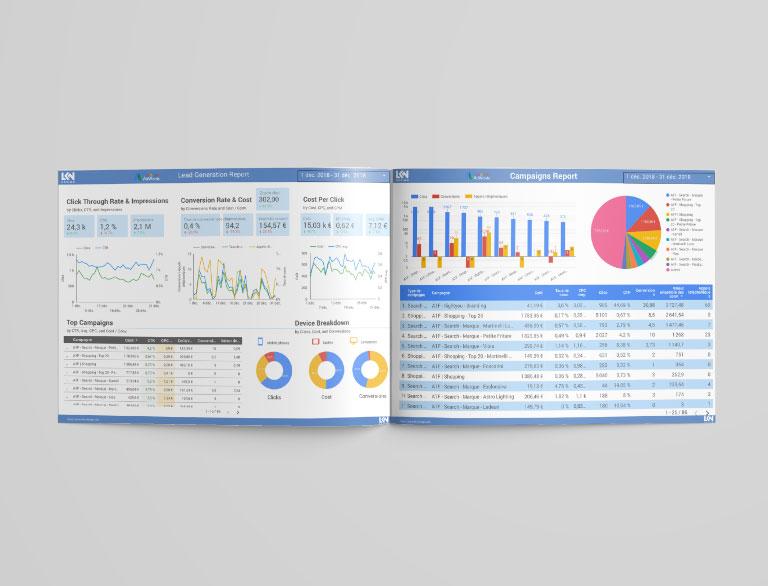rapport data studio