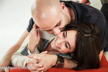 8ème - Un beau couple complice