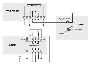Tortoise Wiring Diagram For Controls | Wiring Diagram