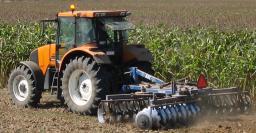 Landwirtschaftliche Zugmaschinenversicherung grünes Kennzeichen