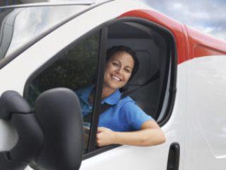 Lieferwagen-Versicherung
