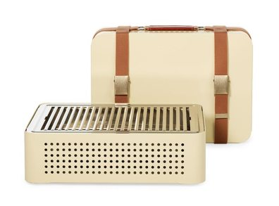 Barbacoa Mon Oncle 44x32x16,6cm cream. 303€. Barbacoa saludable