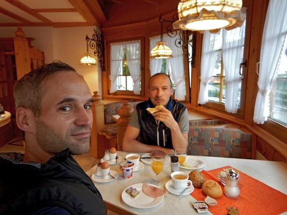 Frühstück Tag 2