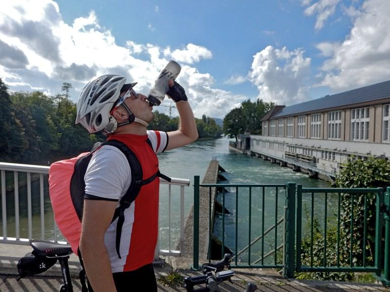 Durst und Rhein, was will man mehr