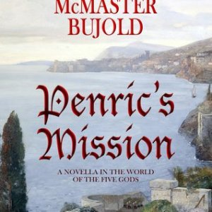 Penric's Mission cover