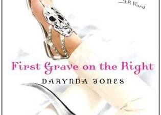 First Grave on the Right cover