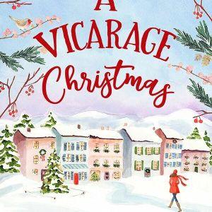 A Vicarage Christmas cover