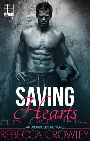 Review: Saving Hearts – Rebecca Crowley